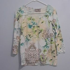 NWT Chico's Top Size 0